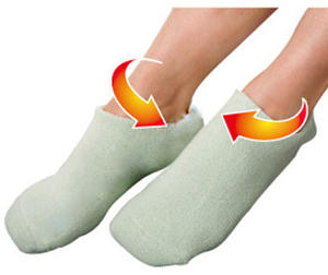 Spa Gel Socka