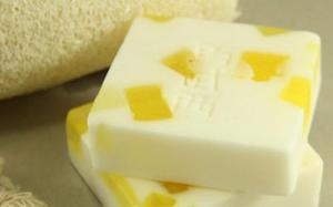 Soap - Lemon Glycerin Block Soap