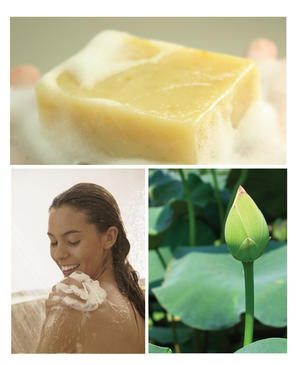 Soap - Lotus Honey
