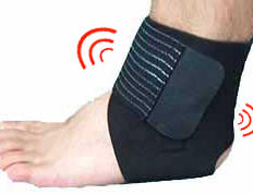 Ankle Support - Magnetic Therapy
