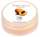 Sugar scrub Peach