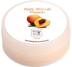 Salt scrub Peach